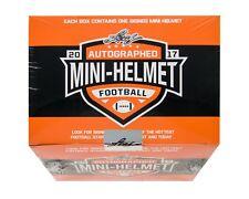 Miami Dolphins 17 Leaf Autographed Mini Helmet 2Box! Live Break #2