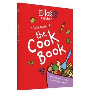 Ella's Kitchen Cookbook Mini Red One