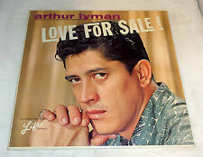 Arthur Lyman:  Love for Sale  [Unplayed Copy]