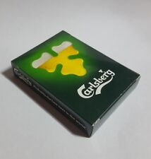 Malaysia Playing Cards Carlsberg Beer Clover Design Mint 2016