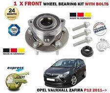 für Opel Opel Zafira P12 2011- > 1x VORDERRADLAGER Nabe Set + Schrauben