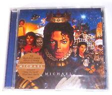 MICHAEL JACKSON CD MICHAEL CD OVP in Folie verpackt