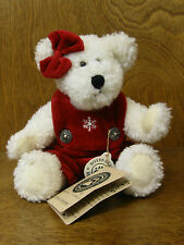 """Boyds Plush #83002 Juliella T. Frostfire, 8"""" NEW/Tag From Retail Store, Jointed"""