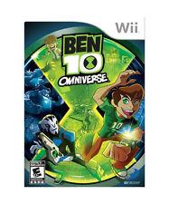 Ben 10: Omniverse (Nintendo Wii, 2012) NEW