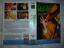 Die Maske von Null auf Held mit Jom Carrey's FSK frei ab 12 Jahre VHS gebraucht