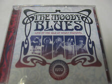Moody Blues-Live at the Isle of Wight Festival 1970 CD NUOVO OVP