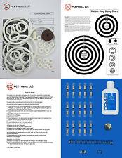1969 Gottlieb Skipper Pinball Machine Tune-up Kit  - Includes Rubber Ring Kit