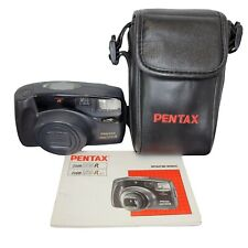 Pentax Zoom 105-R AF Point and Shoot 35mm Compact Film Camera New Batteries