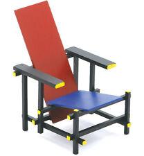 Reac Miniature Designers Chair 1/12 figure Dollhouse Furniture cp01#1 BLUE RED
