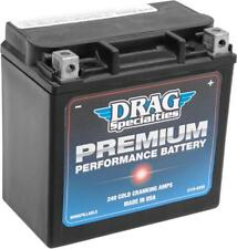 Drag Specialties Premium Performance AGM Battery Harley Davidson Sportster