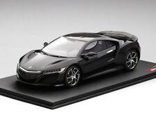1:18 Scale Acura Honda NSX Black 2016 Top Speed Truescale TSM Model TSM0016 New