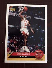 1992-93 Upper Deck Michael Jordan - McDonald's #P5