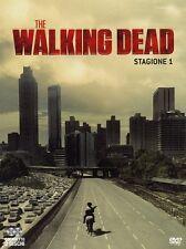 THE WALKING DEAD - STAGIONE 1 - 2 DVD - COFANETTO NUOVO, ITALIANO, SIGILLATO