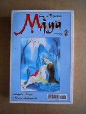 VAMPIRE PRINCESS MIYU n°2 edizione Play Press Manga  [G371D]