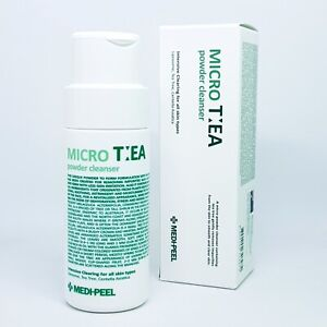 MEDI PEEL Micro Tea Powder Cleanser 70g Intensive Clearing Smooth Calm K-Beauty