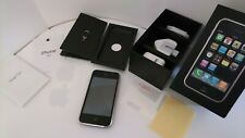 Apple iPhone 3G 8GB A1241 2nd Generation 2009 Old Stock Black Complete   x