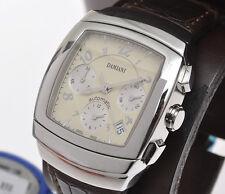 Damiani Ego crono automatic steel chronograph new pristine in box