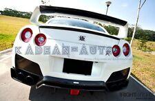 CARBON FIBER TOMMYKAIRA STYLE REAR SPOILER GT WING FOR NISSAN R35 GTR GT-R