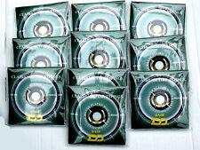 Barato Clásica Cuerdas de Guitarra 10 juegos a granel media nylon duro Plateado Plata