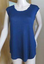 Women's Vince navy blue sleeveless tank top shirt size XS new NWT $125