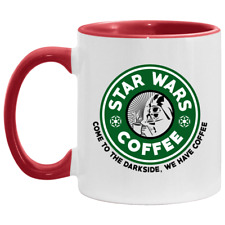 Star Wars Funny Coffee Mug