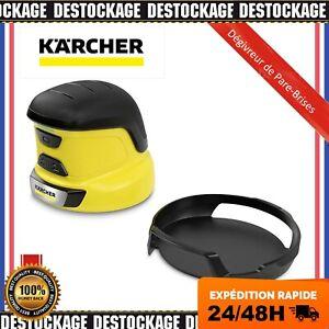 Kärcher Edi4 - Dégivreur Electrique Sans Fil Pare Brise Vitre Auto Voiture FR
