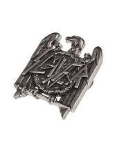 Alchemy Rocks - SLAYER Eagle - Pewter Pin Badge