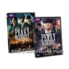 Peaky Blinders: British TV Series Complete Seasons 1 & 2 Box / DVD Set(s) NEW!