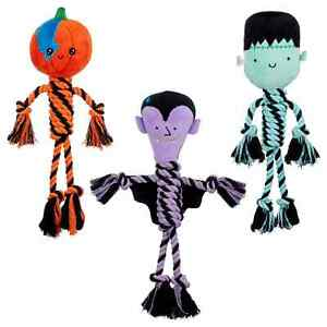 Halloween Spooky Durable Rope Dog Toy
