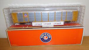 LIONEL 6-82506 UNION PACIFIC 89' AUTO RACK CARRIER TTX O SCALE TRAIN UP RAILROAD
