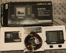 New ListingHumminbird Lcr400 Fishfinder Outdoorsman Fishing. Works. Missing Mount Bar
