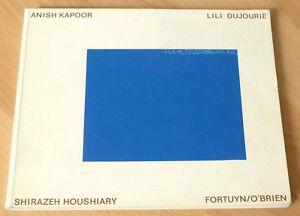Anish Kapoor / Lili Dujourie / Shirazeh Houshiary etc   ART EXHIBITION CATALOGUE