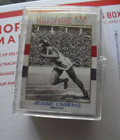 Set of 1991 Impel US Olympic Hall of Fame Cards 90 Cards