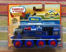 Tomy Wooden Thomas Train Day of The Diesels Belle! New