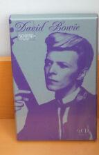 DAVID BOWIE ~ SOUND AND VISION { VERY RARE 4CD BOX SET }