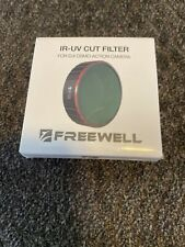 Freewell IR UV Lens Filter for DJI Osmo Action Camera