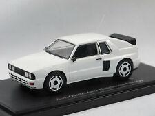 Autocult 07013 1985 Audi Quattro Gr. B Mittelmotor-Prototyp - weiß - 1/43