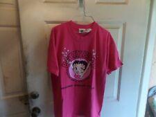 Betty Boop Universal Studios Diamonds Are A Girls Best Friend T-shirt Size L
