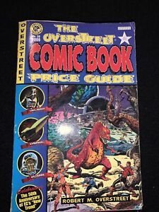Overstreet Comic Book Price Guide, #30, EC comics 50th anniversary review