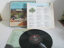 Take Me Home Country Roads Reader's Digest 8 Vinyl Record Set