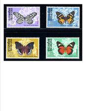 New listing Thailand Butterflies, Scott 861-4 Mnh