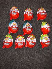 10 Kinder JOY Surprise Easter Eggs W Special Edition Easter Toy Limited Edition