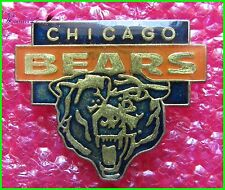 Pin's Equipe de Football Américain super Bowl USA Les CHICAGO BEARS Ours  #1993