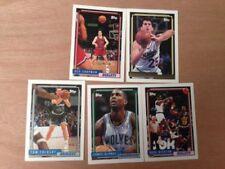 Topps Basketball Trading Cards