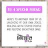 Funny Best Friend Birthday Card Bestie Joke Best Friends Card Humour Sarcastic