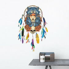 Ancient Wolf Totem Room Home Decor Removable Wall Stickers Decals Decoration