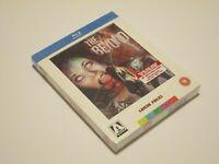 The Beyond Blu-ray 2-Disc Set Arrow Window Box Lucio Fulci RARE OOP