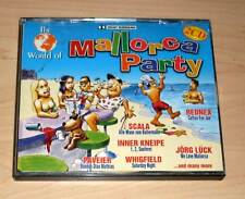 CD Album Sampler - The World of Mallorca Party : Rednex + Inner Kneipe + ...