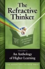 The Refractive Thinker: An Anthology of Doctoral Writers by Tom Woodruff, Judy