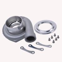 """Kinugawa 4"""" AR.70 Anti Surge Compressor Housing w/ Seal Plate GT3582R 61.4/82 mm"""